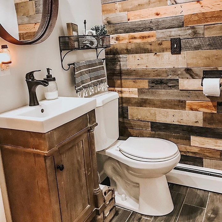 Farmhouse Bathroom Design Ideas (4)
