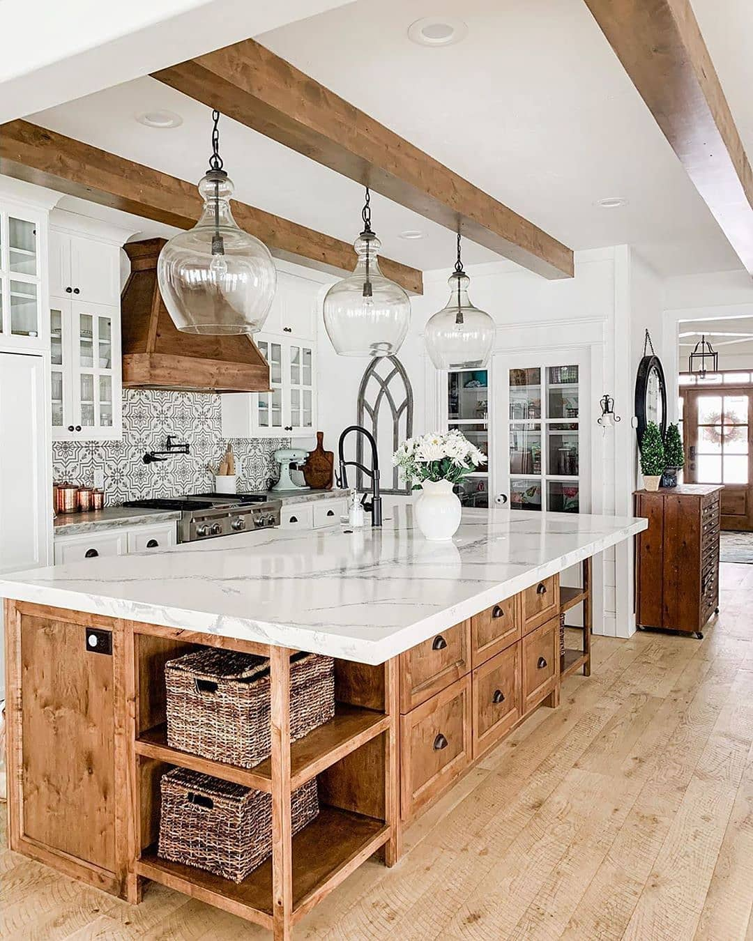 Best Farmhouse Kitchen Ideas Board And Batten Siding Blog